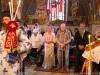 الاحتفال بذكرى القديس الشهيد الكبير بندلايمون في بطريركية الروم الارثوذكسية