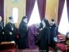 """اعضاء لجنة الحوار السادس """"الارثوذكسي الانجليكاني"""" يزورون بطريركية الروم الارثوذكسية"""
