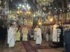 الاحتفال بعيد والدة الاله في بطريركية الروم الارثوذكسية