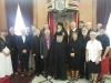 وفد من ممثليين من الكنائس السويدية يزور بطريركية الروم الارثوذكسية