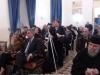 جوقة مدرسة الموسيقى اليموس تزور بطريركية الروم الارثوذكسية