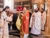 ألاحتفال بعيد ألقديس ثيوذوسيوس في بطريركية الروم الاورثوذكسية