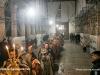 كنيسة الروم الارثوذكسية تحتفل بعيد الميلاد المجيد في بيت لحم