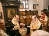 خدمة صلاة تقديس الزيت في البطريركية الاورشليمية