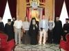 """03رئيس الجمعية الخيرية الروسية """"ميشين""""  يزور البطريركية الاورشليمية"""