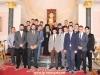 05مجموعة من طلاب جامعة اللاهوت في صربيا تزور البطريركية