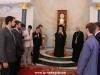 09مجموعة من طلاب جامعة اللاهوت في صربيا تزور البطريركية