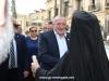03رئيس جمهورية جورجيا يزور البطريركية