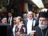 05رئيس جمهورية جورجيا يزور البطريركية
