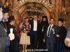 08رئيس جمهورية جورجيا يزور البطريركية