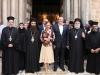 17رئيس جمهورية جورجيا يزور البطريركية