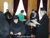 07مجموعة من راهبات القديس غريغوريوس بالاماس تزور البطريركية
