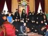 12مجموعة من راهبات القديس غريغوريوس بالاماس تزور البطريركية