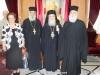 02-7الاب انطونيوس كالوييروس وحجاج من قبرص يزورون البطريركية