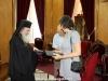 05المحاضرة الجامعية انطونيا موروبولوس تزور القبر المقدس مرة أخرى