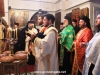 07عيد القديسة ثقلا في البطريركية
