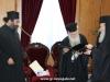06سيادة متروبوليت ثيرا يزور البطريركية