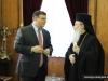 01قنصل الولايات المتحدة الامريكية الجديد في القدس يزور البطريركية الاورشليمية