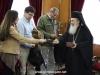 01-3مجموعة من الصحفيين اليونانيين في زيارة الى البطريركية الاورشليمية