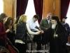 01-4مجموعة من الصحفيين اليونانيين في زيارة الى البطريركية الاورشليمية