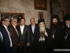 11رئيس وزراء اليونان يزور البطريركية الاورشليمية