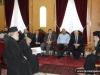 01القائد العسكري لمنطقة السامرة يزور البطريركية