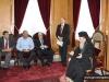 02القائد العسكري لمنطقة السامرة يزور البطريركية