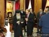 07القائد العسكري لمنطقة السامرة يزور البطريركية