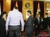 08القائد العسكري لمنطقة السامرة يزور البطريركية