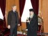 02ممثل الجمهورية ألالمانية ألاتحادية في رام الله يزور البطريركية