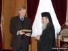 04ممثل الجمهورية ألالمانية ألاتحادية في رام الله يزور البطريركية