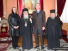 06ممثل الجمهورية ألالمانية ألاتحادية في رام الله يزور البطريركية