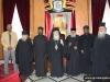01 (1)وفد من الكنيسة ألاثيوبية في القدس يزور البطريركية