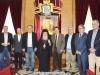 03عمداء جامعات اليونان يزورون البطريركية الاورشليمية