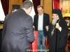 05عمداء جامعات اليونان يزورون البطريركية الاورشليمية