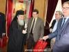 06عمداء جامعات اليونان يزورون البطريركية الاورشليمية