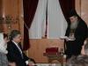01الرئيس الاوكراني يزور البطريركية