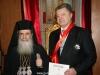 09الرئيس الاوكراني يزور البطريركية