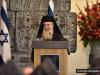 07لقاء رئيس دولة اسرائيل برؤساء الكنائس المسيحية في الاراضي المقدسة