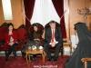 02القنصل البريطاني في القدس يزور البطريركية