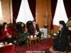 04القنصل البريطاني في القدس يزور البطريركية