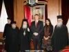 08القنصل البريطاني في القدس يزور البطريركية