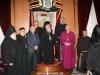 07لقاء لرؤساء الكنائس في البطريركية ألاورثوذكسية ألاورشليمية