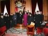 08لقاء لرؤساء الكنائس في البطريركية ألاورثوذكسية ألاورشليمية