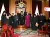 09لقاء لرؤساء الكنائس في البطريركية ألاورثوذكسية ألاورشليمية