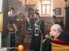 01-10خدمة صلاة قداس البروجزميني (السابق تقديسه) الاولى في البطريركية الاورشليمية