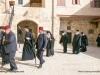 01-16خدمة صلاة قداس البروجزميني (السابق تقديسه) الاولى في البطريركية الاورشليمية