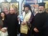 سيامة السيد رامي زياد الزكايا قارئ اول لشمال الاردن  في كنيسة رقاد العذراء مريم