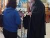 سيادة المطران فيلومنوس مخامره الوكيل البطريركي في شمال الأردن يترأس ندوة بعنوان حسنات وسيئات التكنولوجيا في الحصن