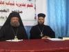 النائب البطريركي لشمال الاردن المطران فيليمونس مخامرة يشترك في مؤتمر العيش المشترك في عجلون